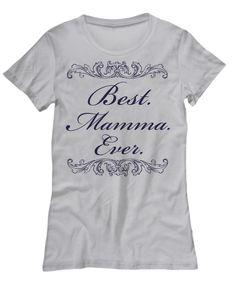 Best Abuela Ever Tshirt Mothers Day Birthday Gift Tees Grandma Baby Shirts, Family Shirts, Mom Shirts, T Shirts For Women, Best Mother, Best Mom, Birthday Shirts, Girl Birthday, Unique Pregnancy Announcement