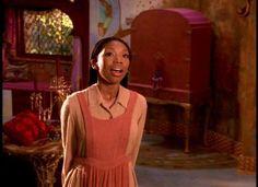 Cinderella (1997) Walt Disney TV movie stars Brandy Norwood as Cinderella in this multi-cultural cast.