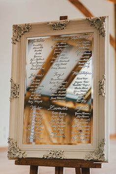 Table Plan  Pretty English Wedding   Steve Gerrard Photography   Bridal Musings Wedding Blog
