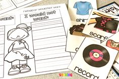 50th day of school activities. Integrating writing fun in Kindergarten.