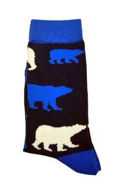 Calcetines Hatley Osos Polares #hatley #pijamas #menswear #mensunderwear #ropainterior #modahombre