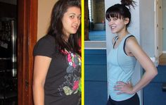How the Girl Who Hated Gym Class Learned to Love Fitness and Lost 11 Percent Body Fat