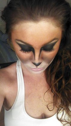 Fox makeup                                                       …                                                                                                                                                                                 More