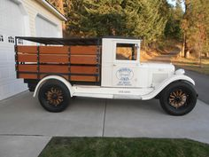 1928 Chevrolet 1-Ton Truck - mine is an early '29 with disc wheels & 4-banger