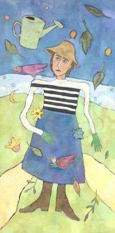 The Spring Gardener