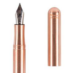 Kaweco Liliput Metal Edition Fountain Pen Copper Detail