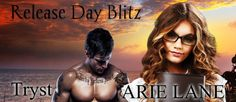 Twin Sisters Rockin' Book Reviews: Release Day Blitz: Tryst by Arie Lane