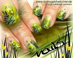 Airbrush Nails