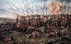 The Battle of Edgehill 1642