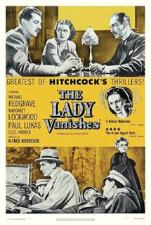 Only In The Movies: A Look Back at The Lady Vanishes (1938)