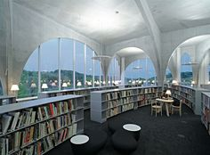 Tama Art University Library- Japan