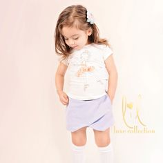 The Haute shorts are a perfect addition to your young fashionista's every day wardrobe...make cuffed shorts o...