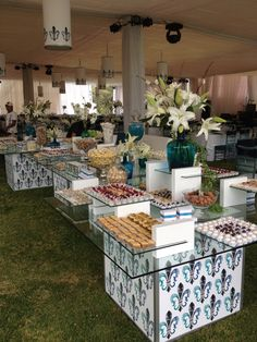 Mesa de dulces - Dessert tables for any event.