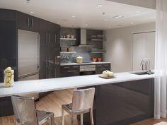 Urban Loft Residence Kitchen by #TomStringerDesignPartners #TSDP