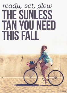 Get a safe glow this summer with some of our favorite tanning products.