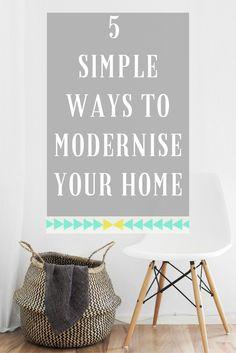 5 simple ways to mod