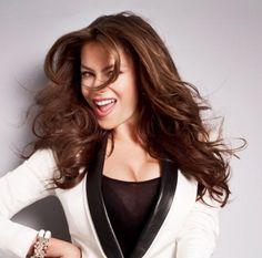 Sofia Vergaras sexy hairstyles