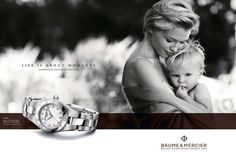 Baume et Mercier Life Is About Moments Campaign Spring 2014 (Various Campaigns)