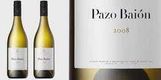 Pazo Baion label