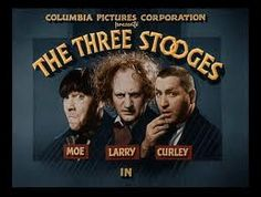 Los tres Chiflados.