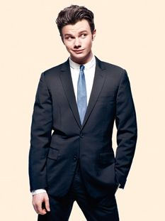 Chris Colfer. He is probably the best singer on glee!!