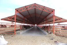 Bailey Barns In 2019 Finished Pole Barns Steel Truss