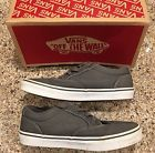 VANS WINSTON Pewter White Skate shoes for boys AUTHENTIC US Size 5 Y  (YOUTH) Skate Shoes, Pewter, Youth, Vans, Sneakers, Tin, Tennis, Slippers, Van