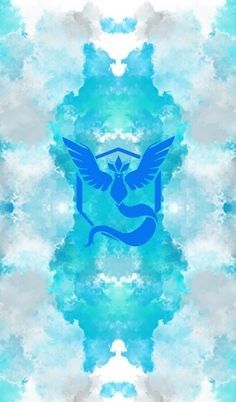 Team Mystic Wallpaper by Alex Ximil Montes