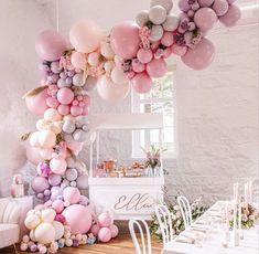 #balloongarland #balloondecor #balloons