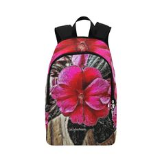 64d7893c09 A Rose is a Rose Casual Backpack for Adults Fabric Backpack for Adult  (Model 1659