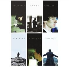 Sherlock. This show has changed my life. In good and bad ways. There are happy moments, and there are sad moments. The saddest.... Reichenbach fall.