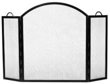 Arched Top Fireplace Screen
