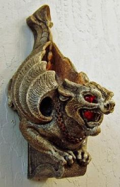 Gargoyle Statues from The Stone Griffin -- Catalog Section 1