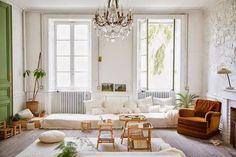 """Virlova Interiorismo: [Reinstatement] Vivir en un castillo de piedra y tonos """"mint"""""""