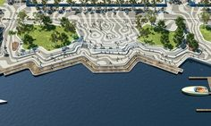 """WAF founder and director, Paul Finch has praised Perth Stadium and Elizabeth Quay, says they could become """"symbolic of the city""""."""