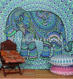 Bohemian Wall Hanging Hippie Room Decor Ombre Beach Throw Boho Decorative Wall Art Ethnic Picnic Mat Elephant Cotton Tapestry - Buy Tapestry Cotton Tapestry Indian Wall Art Indian Wall Hanging Handmade Tapestry Elephant Print Bedsheet Table Cover Handmade,Bulk Wall Art Wholesale Wall Hanging Bulk Tapestry Beach Throw Picnic Throw House Warming Gift Multipurpose Multicolor Product on Alibaba.com Tapestry Bedding, Dorm Tapestry, Indian Tapestry, Mandala Tapestry, Tapestry Wall Hanging, Tapestry Beach, Tapestry Fabric, Bedspread, Elephant Tapestry