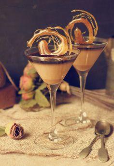 Panna cotta de caramelo http://kanelaylimon.blogspot.com
