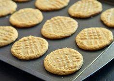 Unbelievable Peanut Butter Cookies