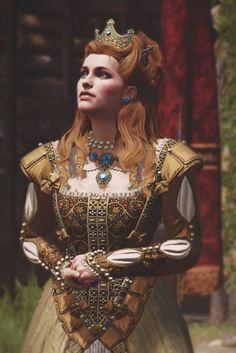 Duchess Anna Henrietta Witcher 3 Blood & Wine