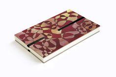 NOTEZ Notizbuch Einzelstück handbemalt