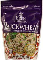 Eden Foods Organic Buckwheat Hulled Whole Grain: buckwheat