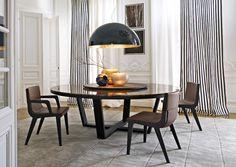Tavoli: XILOS – Collezione: Maxalto – Design: Antonio Citterio