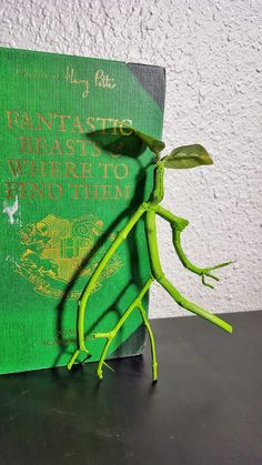 DIY Bowtruckle More