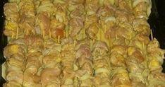 Классный рецепт - Куриный шашлык с картошкой в духовке! Рецепт не мой, просто очень понравился)) Просто и огригинально!