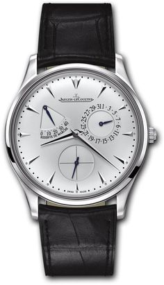 @jlcwatches Watch Master Ultra Thin Reserve de Marche #bezel-fixed #bracelet-strap-alligator #brand-jaeger-lecoultre #case-material-steel #case-width-39mm #date-yes #delivery-timescale-4-7-days #dial-colour-silver #gender-mens #limited-code #luxury #movement-automatic #new-product-yes #official-stockist-for-jaeger-lecoultre-watches #packaging-jaeger-lecoultre-watch-packaging #power-reserve-yes #style-dress #subcat-master #supplier-model-no-q1378420 #warranty-jaeger-lecoultre-official-2-...