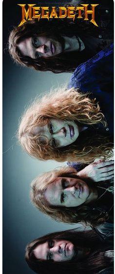 Megadeth..........