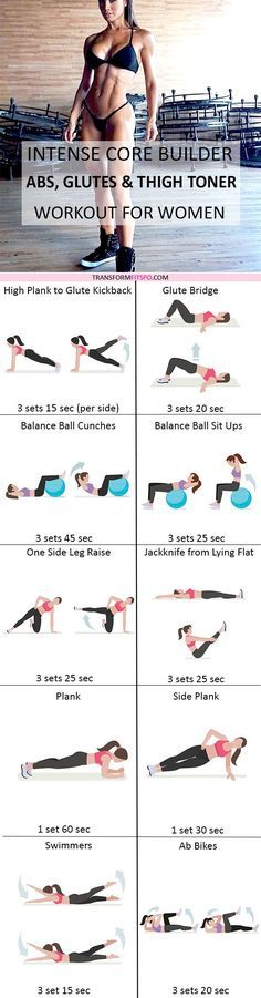 Repin and share if this workout gave you crazy results! Click the pin for all the workout descriptions!