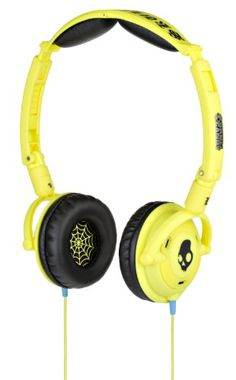 Music Headphones - Pin it :-) Follow us, CLICK IMAGE TWICE for Pricing and Info . SEE A LARGER SELECTION of music headphones at http://azgiftideas.com/product-category/music-headphones/  - gift ideas -  Skullcandy Lowrider Headphones w/Mic (Shoe Yellow)