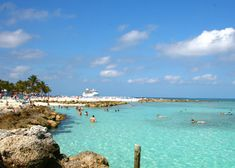 "Cocoa Cay, Bahamas  ""One of the most beautiful places I've been......such an untouched natural beauty"""