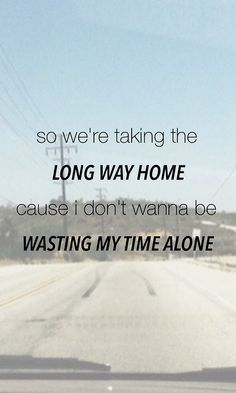 Long Way Home - 5 Seconds of Summer